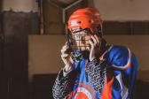 В исправительной колонии № - 16 состоялся традиционный V-ый юбилейный хоккейный матч между Хоккейным клубом ФКУ ИК № - 16 города Салават и сборной Салаватской епархии ХК «Димитрий Донской»