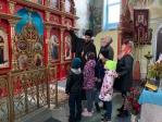 Ученики Детской Школы Искусств посетили Успенский храм в Чишмах