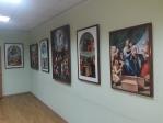 В Уфе прошла выставка работ Рафаэля Санти