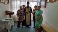 Молебен о недужных в Кумертауской ЦГБ