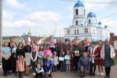В Неделю 11-ю по Пятидесятнице Преосвященнейший епископ Николай возглавил Литургию в Покровском мужском монастыре с.Дедово