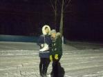 Сезон катания на льду в селе Чуваш-Карамалы открыт!