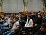 Беседа священника Александра Кудашева со студентами Кумертауского Горного колледжа