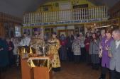 Престольный праздник в с. Раевский