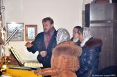Божественная Литургия в Казанском храме села Верхотор
