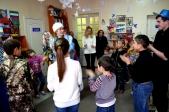 В г. Мелеузе продолжается акция «Чудо Рождества»