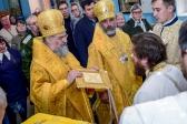 Иеромонах Спиридон (Морозов), избранный епископом Бирским, возведен в сан архимандрита