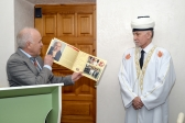 """В соборной мечети г.Салавата прошло вручение премии """"Человек года"""""""