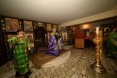 Владыка Николай совершил утреню с акафистом в Успенском кафедральном соборе г. Салавата