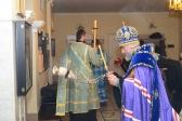 """Преосвященнейший Николай совершил утреню с акафистом пред иконой Божией Матери именуемой """"Табынская"""" в Успенском кафедральном соборе"""