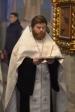 Епископ Николай совершил утреню с чтением акафиста Крещению Господню в Успенском кафедральном соборе