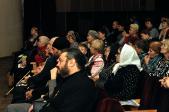 Концерт авторской песни священника Валерия и матушки Зои
