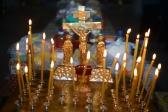 Преосвященнейший епископ Николай совершил заупокойную утреню в Успенском соборе Салавата