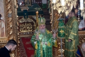 Архиерейское служение на Варваринском скиту с.Скворчиха Ишимбайского района