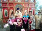Педагогов Успенского прихода в Чишмах поздравили с Днем учителя