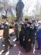 Казаки приняли участие в акции «Бессмертный полк»