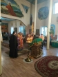 Преосвященнейший епископ Николай совершил утреню с акафистом в Троицком храме п.Бижбуляк