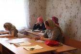 Школьный тур епархиальной олимпиады по Основам православной культуры