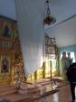 Ремонт потолка в храме с. Крымский