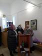 В субботу седмицы 25-й по Пятидесятнице Преосвященнейший епископ Николай совершил Литургию в храме святого Василия Блаженного села Васильевка Ишимбайского района