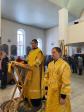 В Неделю 25-ю по Пятидесятнице Преосвященнейший епископ Николай совершил Литургию в Казанском храме г.Мелеуза