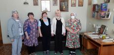 Штатный клирик Успенского кафедрального собора посетил Хирургический центр
