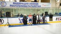 В Казани стартовал Всероссийский хоккейный турнир «Кубок Дружбы — Дуслык. Раифа-2021»