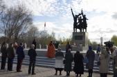 Празднование Дня Великой Победы в г. Мелеузе