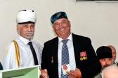 Преосвященнийший епископ Николай посетил торжественный прием в соборной мечети г.Салавата по случаю праздника Курбан-байрам