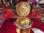 Прибытие мощей Предтечи и Крестителя Господня Иоанна и Праведного Лазаря Четверодневного, Китийского