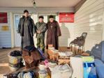 Приходы Кумертауского благочиния оказали помощь дому престарелых