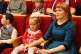 Преосвященнейший епископ Николай посетил Рождественское епархиальное мероприятие в Кумертау