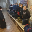 Осенний призыв в ряды вооруженных сил в военном комиссариате г.Мелеуза