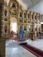Преосвященнейший епископ Николай совершил Литургию в Казанском храме г.Мелеуз
