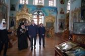 Радий Хабиров посетил Покрово-Эннатский монастырь
