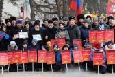 В Салаватской епархии состоялся III Межрегиональный фестиваль казачьих боевых искусств